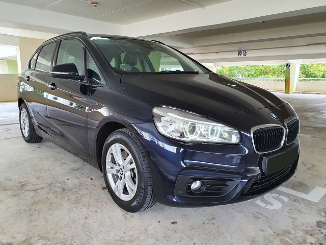 BMW 2 Series 218i (For Rent)