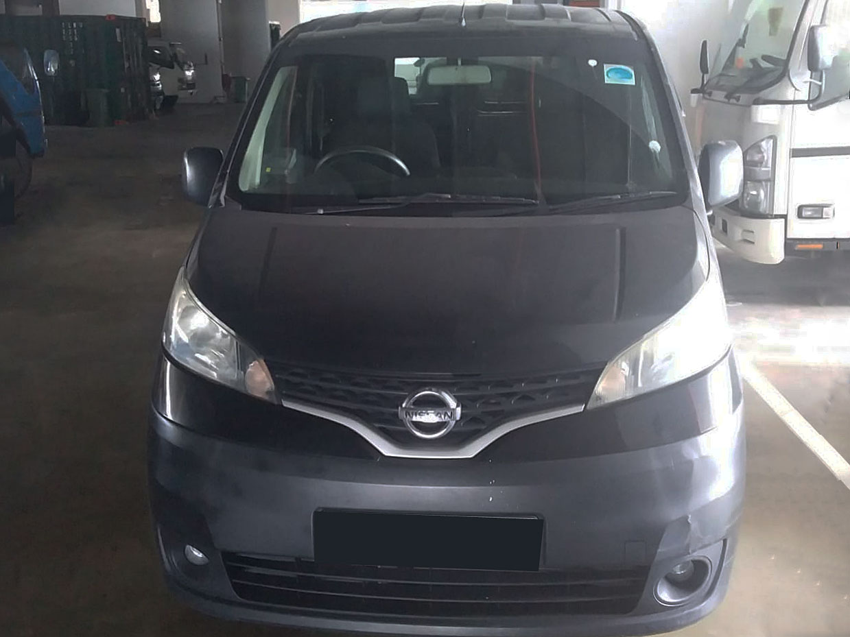 Nissan NV200 (For Lease)