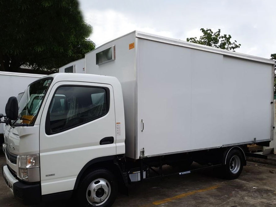 Mitsubishi Fuso ATM Brand New (For Lease)