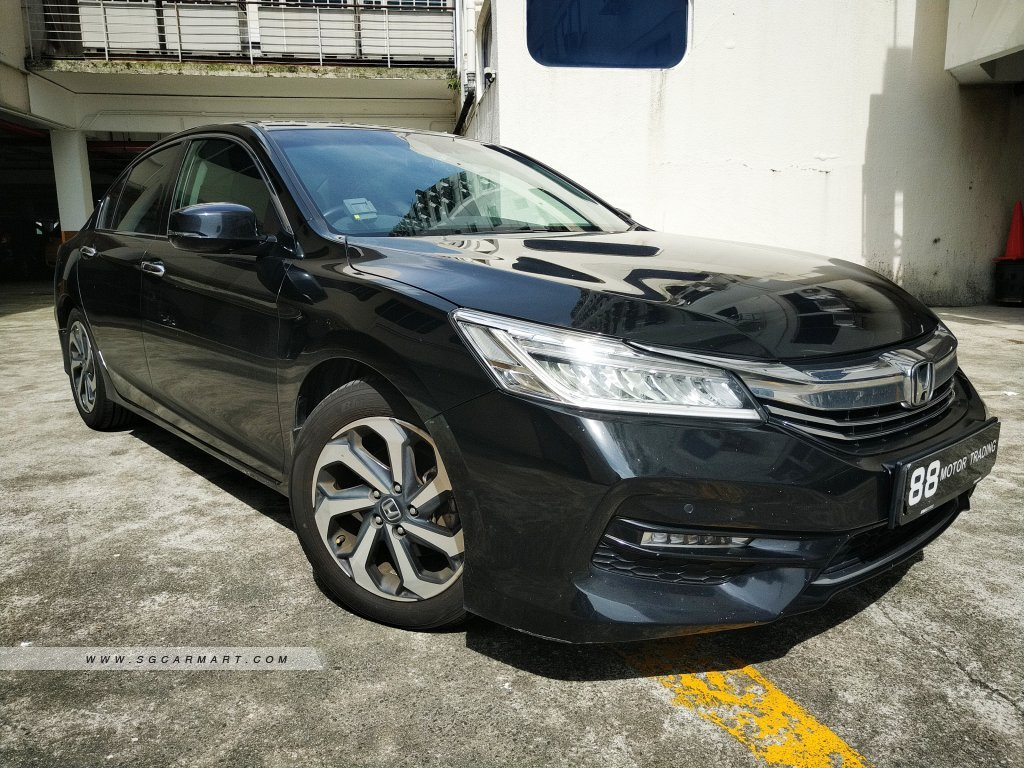Honda Accord VTi-S 2.0A (For Lease)