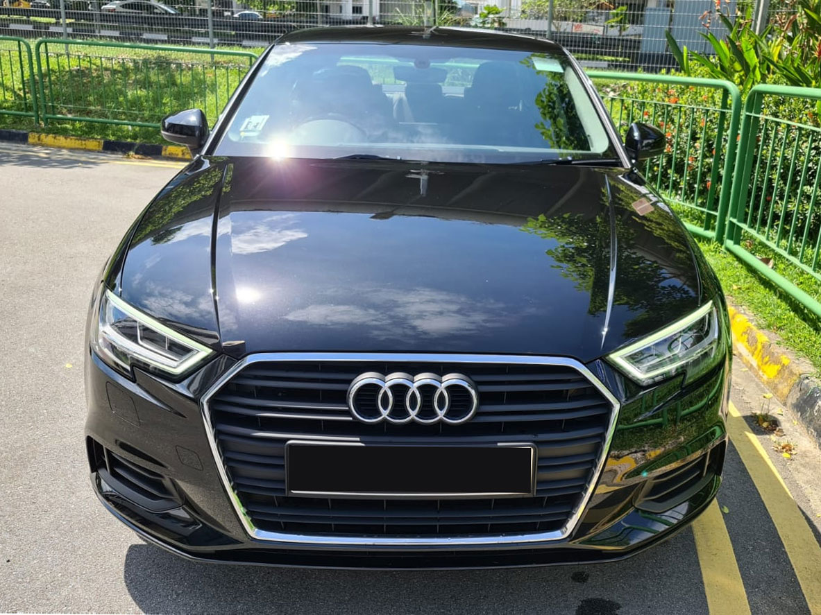 Audi A3 TFSI S-Tronic 1.0A (For Lease)