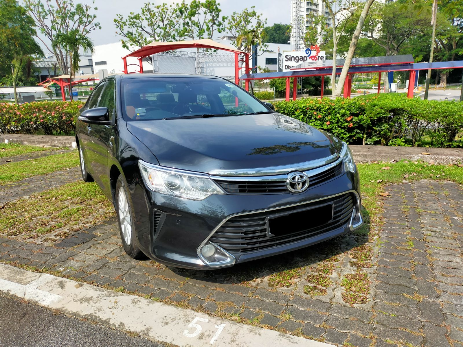 Toyota Camry 2.0A (For Lease)