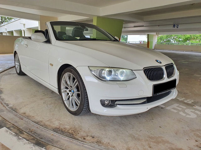 BMW 3 Series 325i (For Rent)