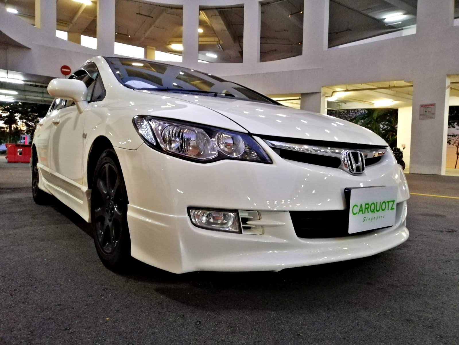 Honda Civic 1.6A (For Lease)