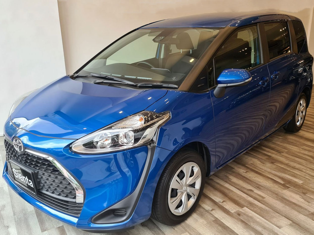 Toyota Sienta Hybrid G 1.5A Brand New (For Lease)