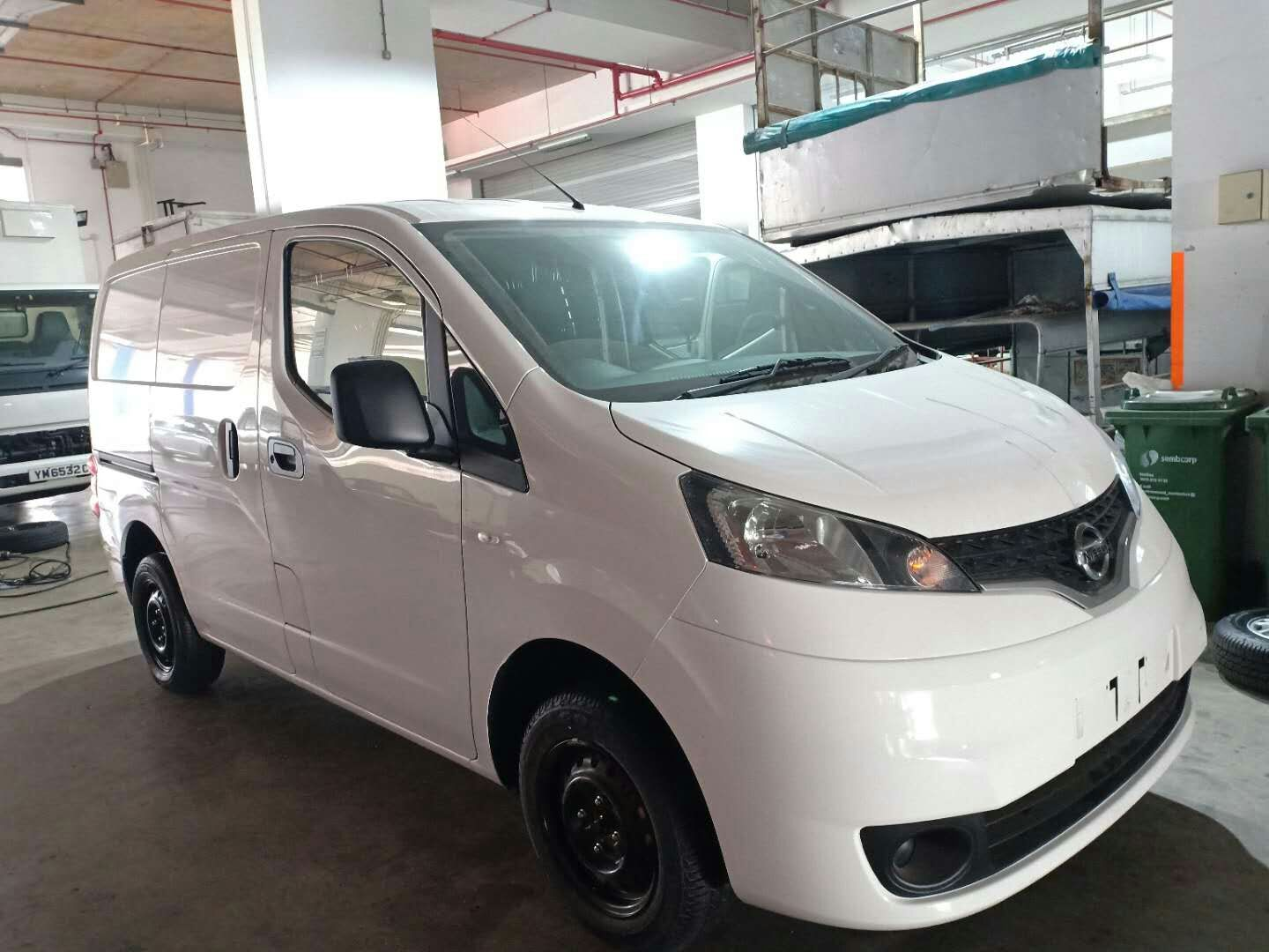 Nissan NV200 Brand New (For Lease)