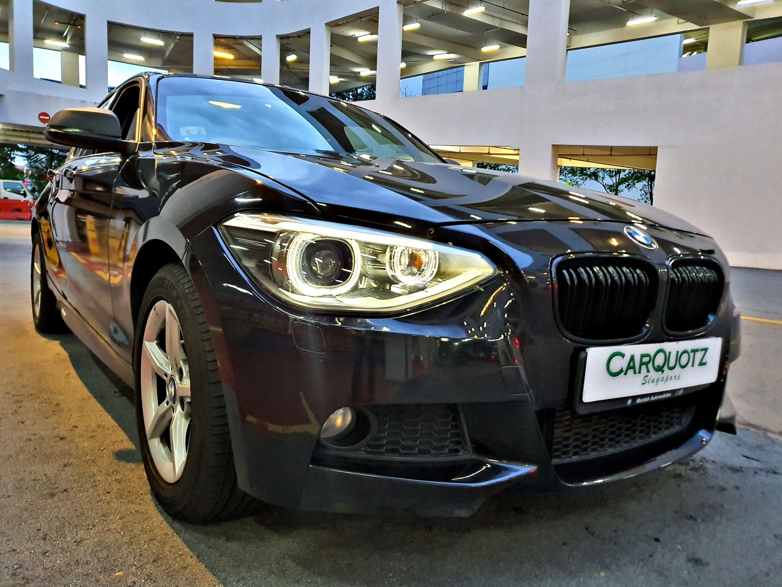 BMW 1 Series 116i (For Rent)