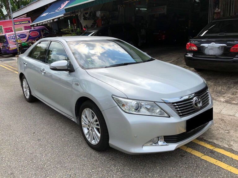 Toyota Camry 2.0A (For Rent)