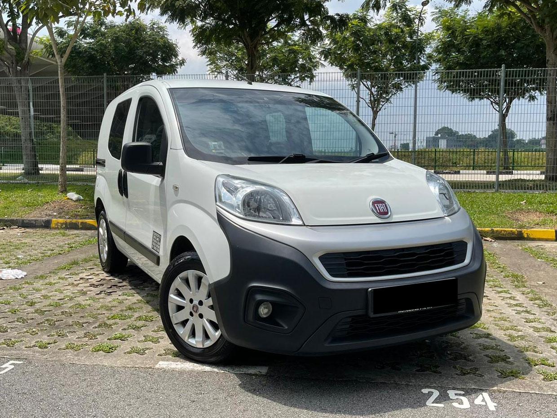 Fiat Fiorino Cargo Auto Diesel (For Lease)