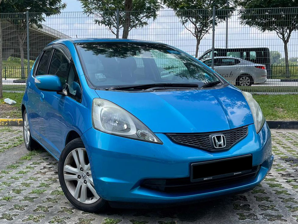Honda Jazz 1.3A (PHV Private Hire Rental)