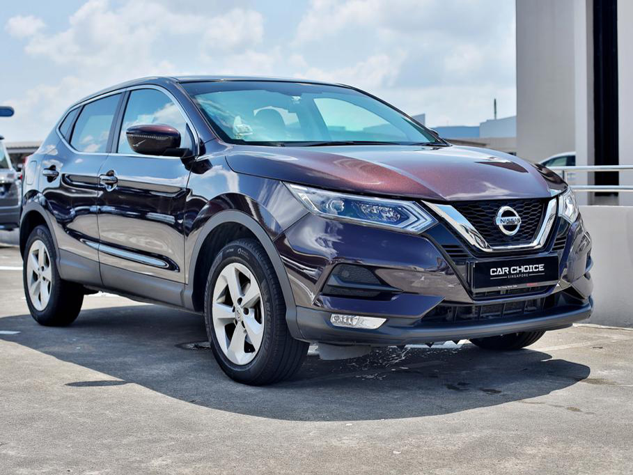 Nissan Qashqai 1.2A DIG-T (For Lease)