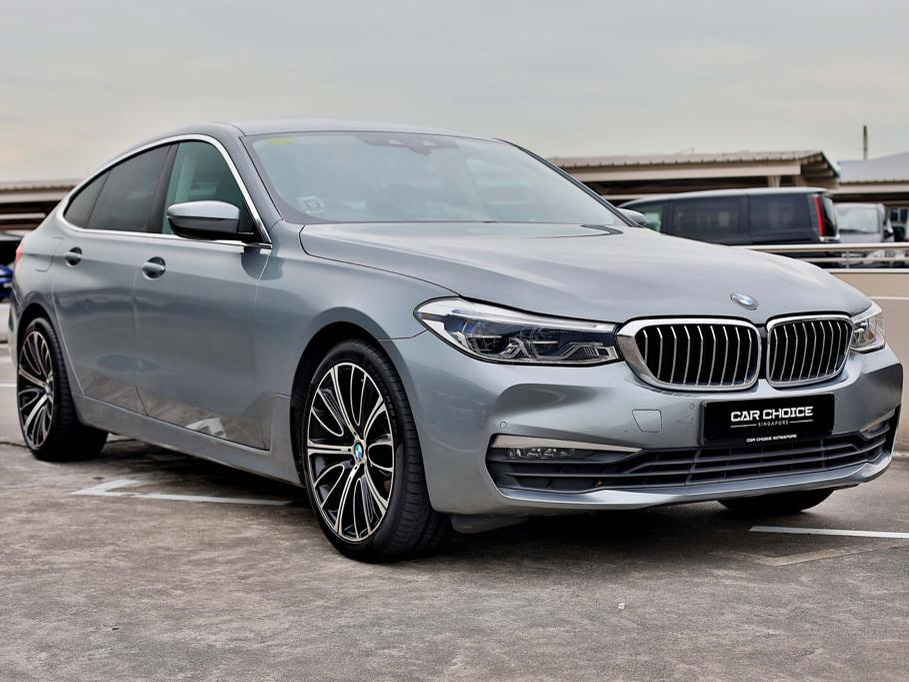 BMW 6 Series 630i Gran Turismo (For Lease)
