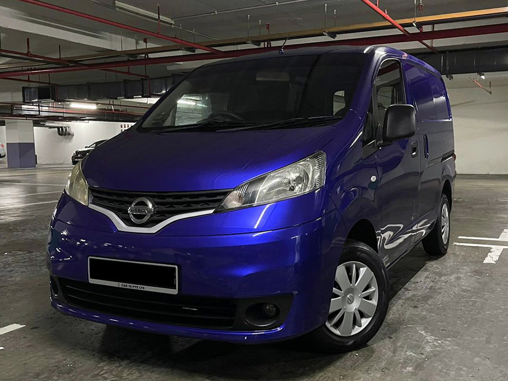 Nissan NV200 Diesel 1.6A (For Lease)