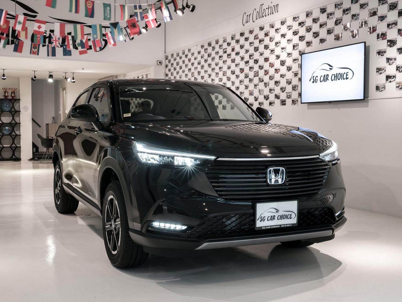 Honda Vezel Hybrid 1.5A (For Rent)