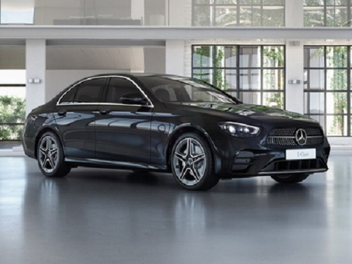 Mercedes-Benz E Class E200 AMG Saloon Brand New (For Lease)