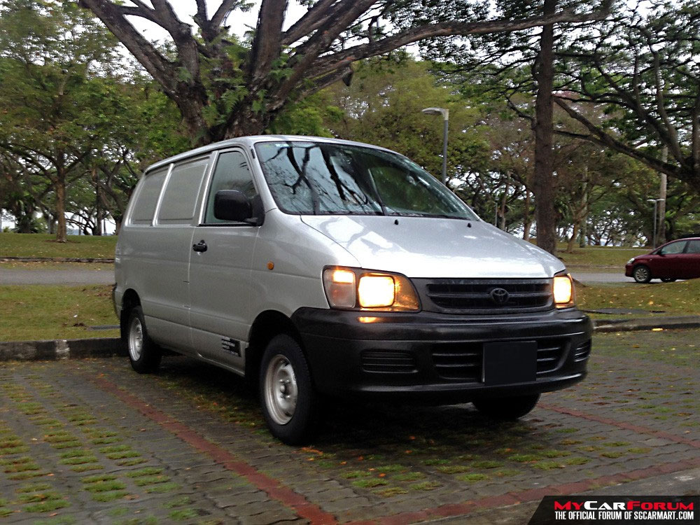 Toyota Liteace 1.8M (For Lease)