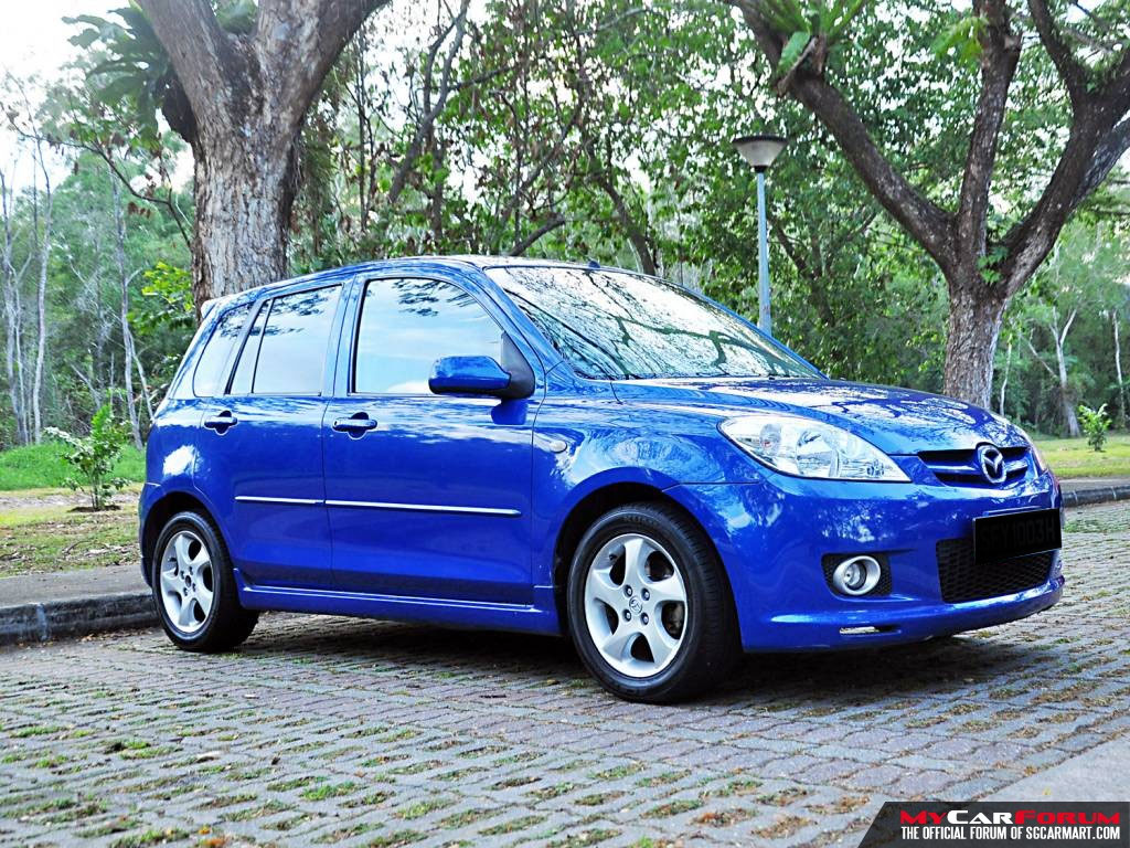 Mazda 2 1.5A (For Rent)