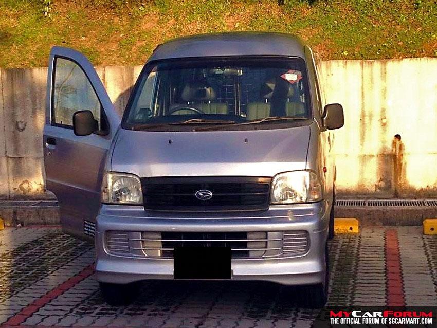 Daihatsu Extol 1.3M (For Lease)