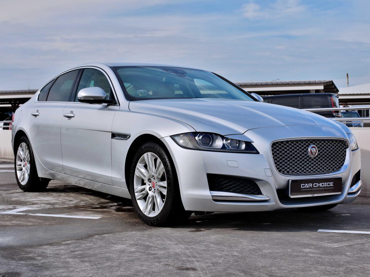Jaguar XF 2.0A Prestige (For Lease)