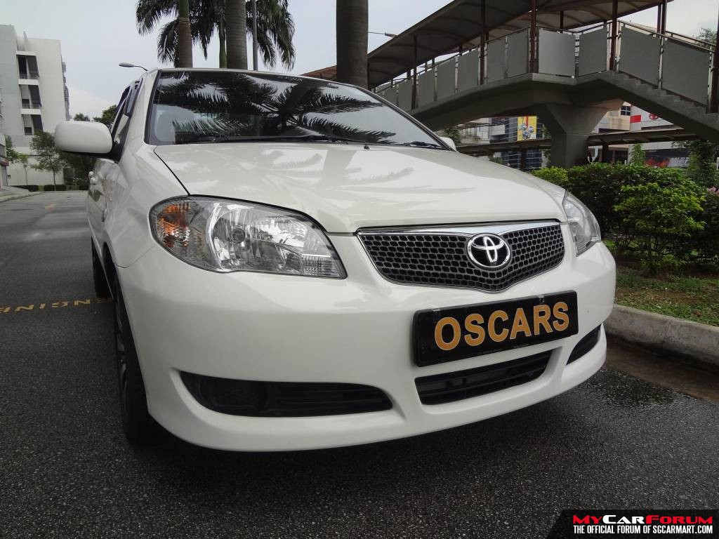 Toyota Vios 1.5 AT (For Rent)