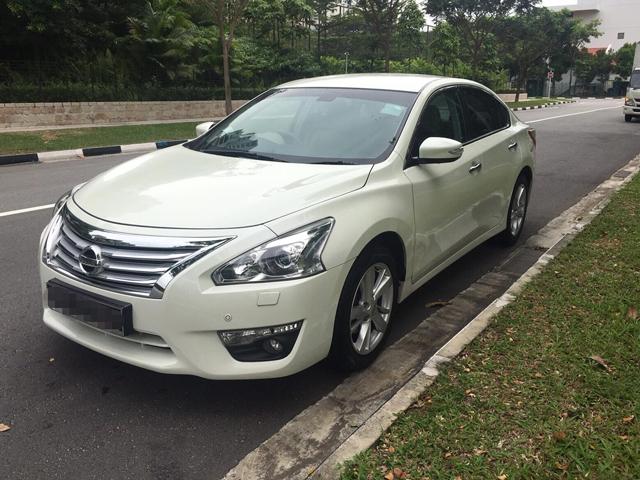 Nissan Teana 2.0A (For Lease)