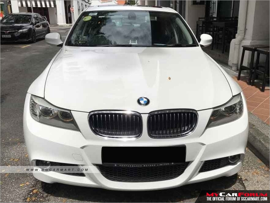 BMW 318i (For Lease)