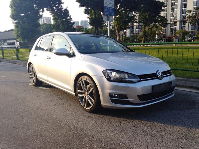 Volkswagen Golf 1.4 TSI (For Lease)