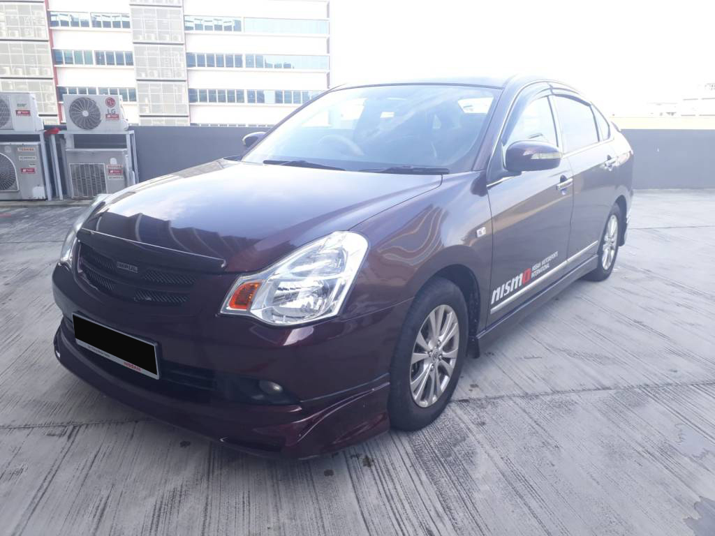 Nissan Sylphy (For Rent)