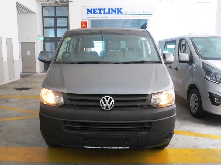 Volkswagen Transporter (For Lease)
