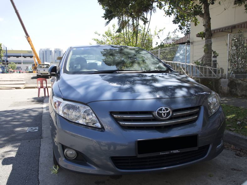 Toyota Corolla Altis 1.6 (For Rent)
