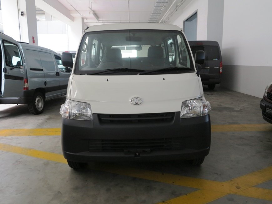 Toyota Liteace (For Lease)