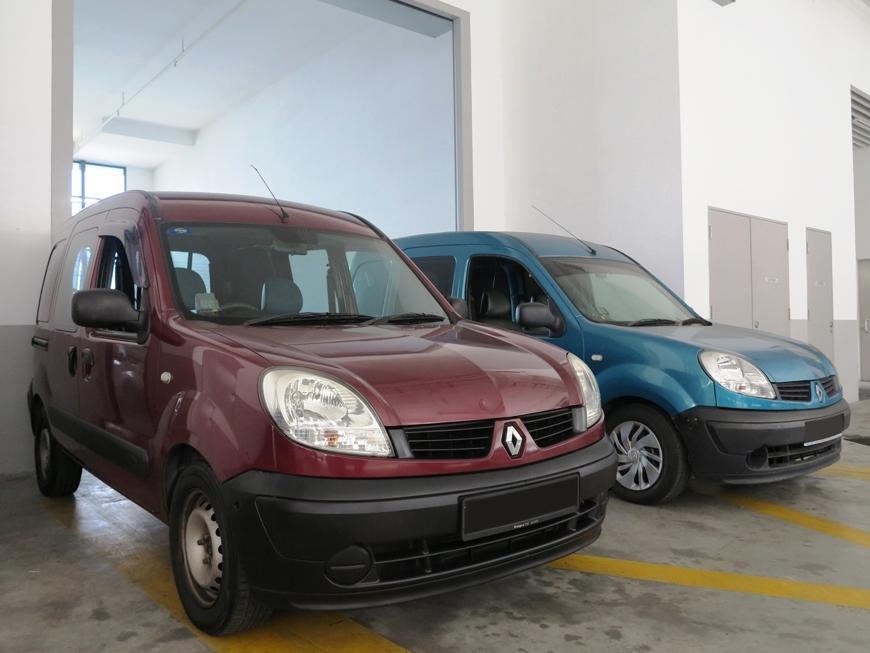 Renault Kangoo (For Lease)