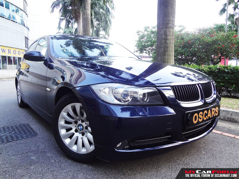 BMW 3 Series 320i AT (For Lease)