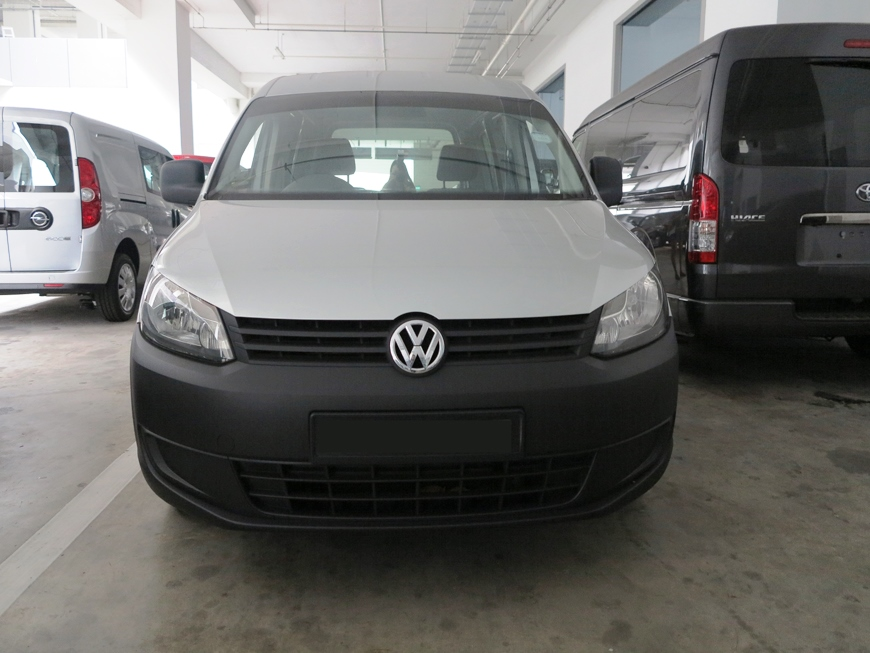 Volkswagen Caddy (For Lease)