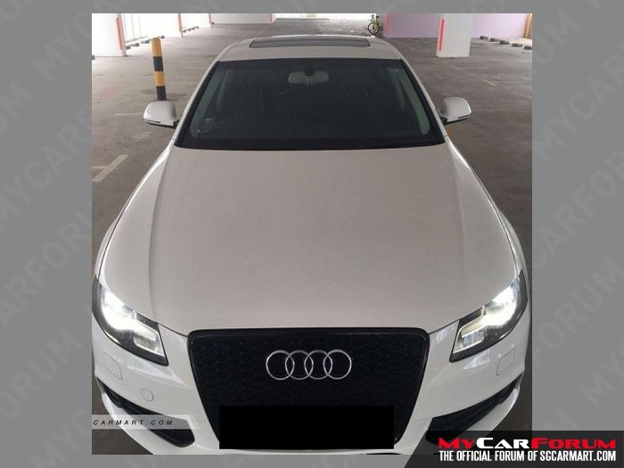 Audi A4 (For Lease)