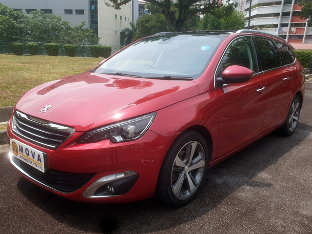 Peugeot 308 (For Lease)