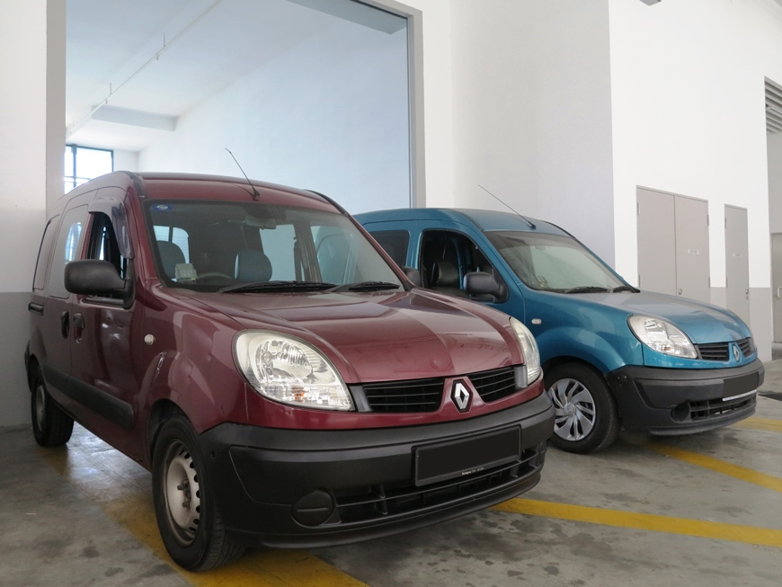 Renault Kangoo (For Rent)
