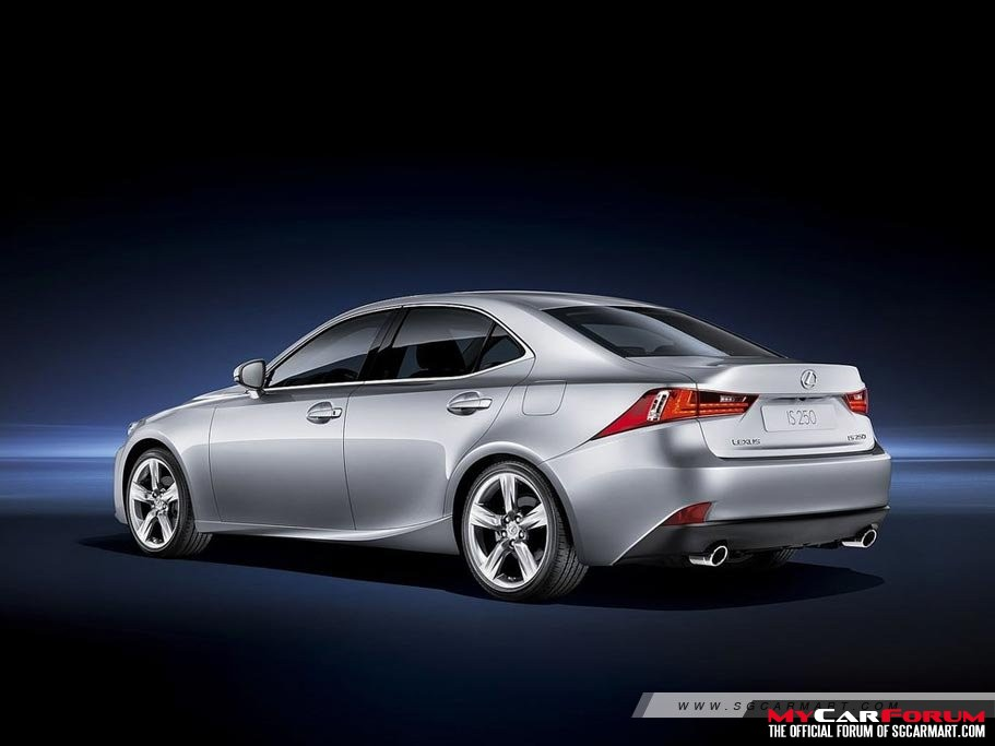Lexus IS250 (For Lease))