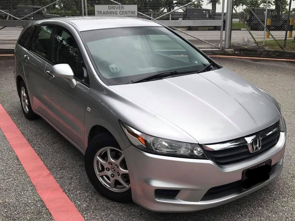 Honda Stream (For Rent)