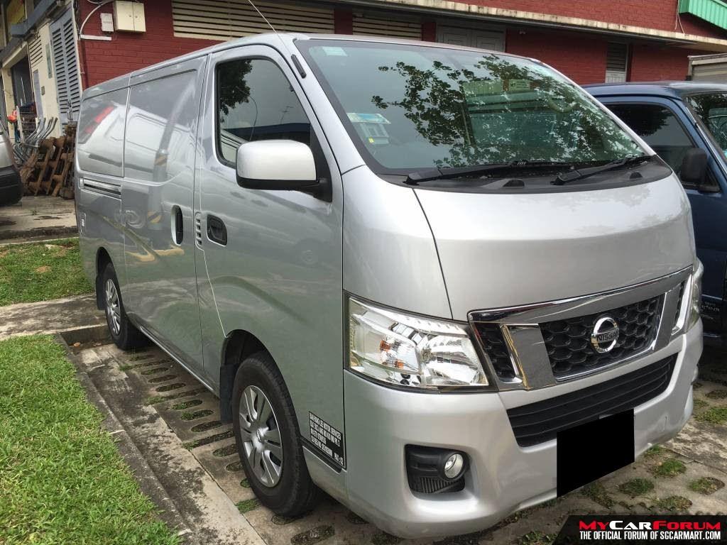 Nissan Urvan (For Rent)