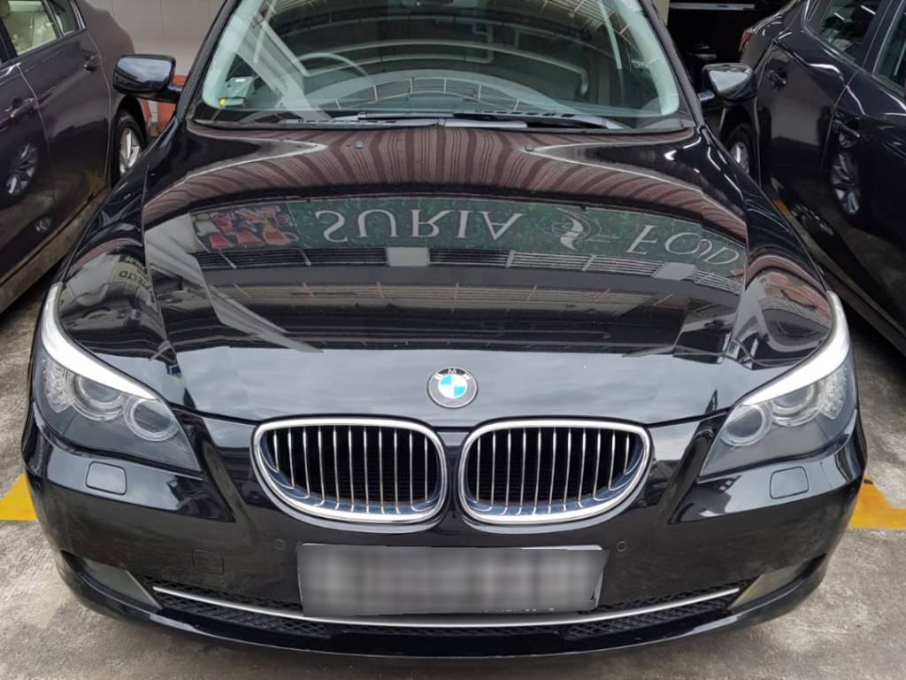 BMW 525i (For Rent)