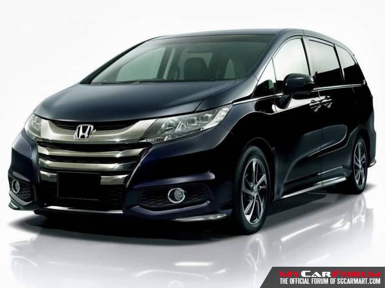 Honda Odyssey (For Rent)
