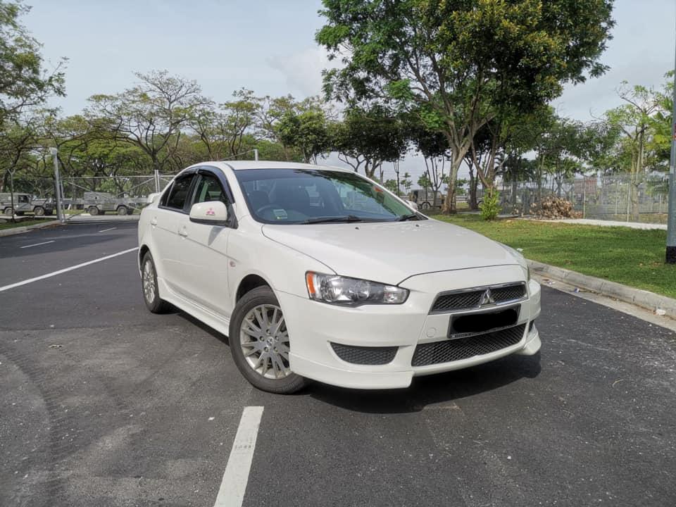 Mitsubishi Lancer (For Rent)