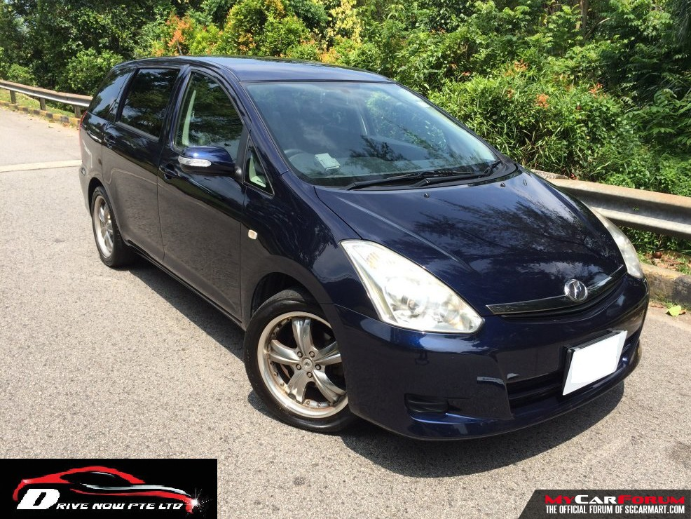 Toyota Wish (For Lease)