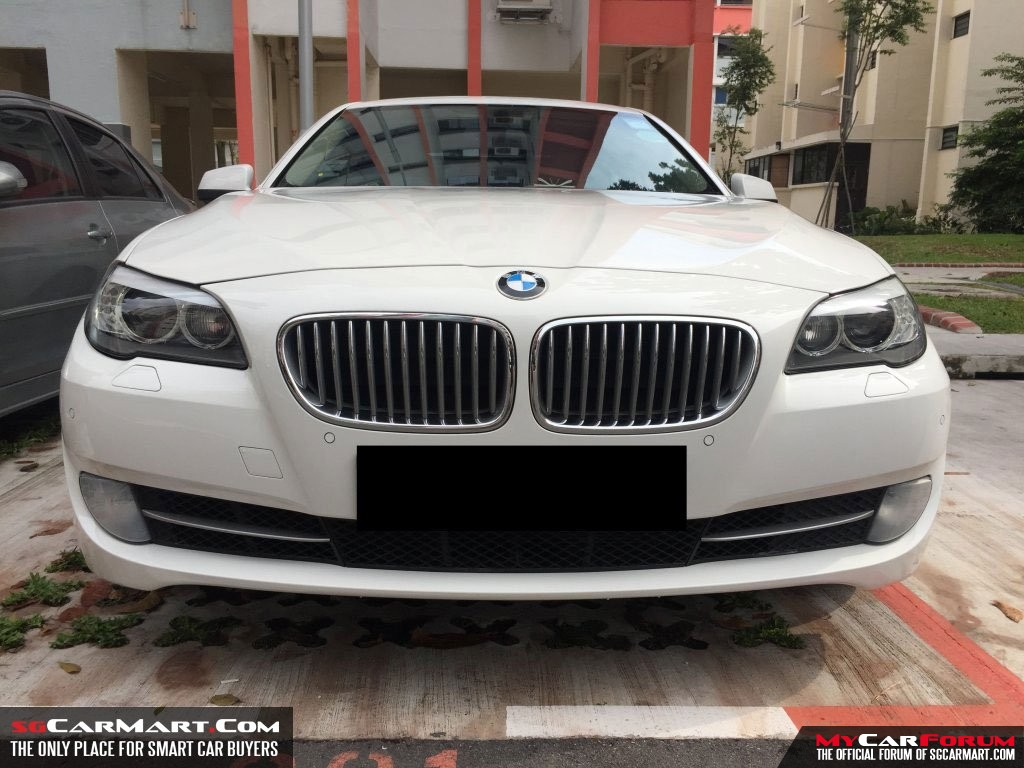 BMW 5 Series Activehybrid 5 (For Lease)