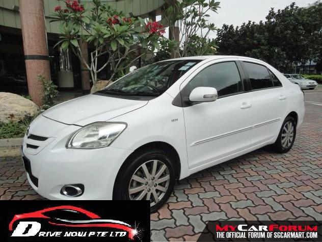 Toyota Vios 1.5A E Sports (For Lease)