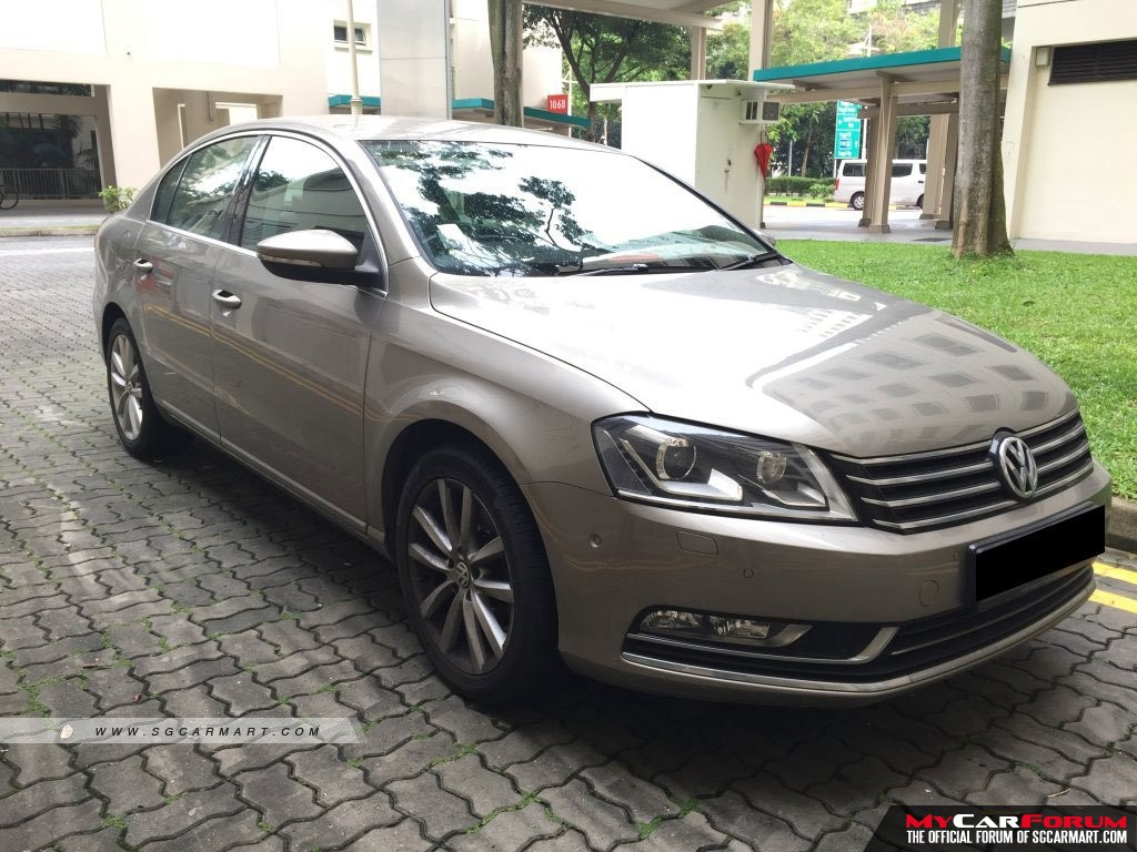 Volkswagen Passat (For Lease)