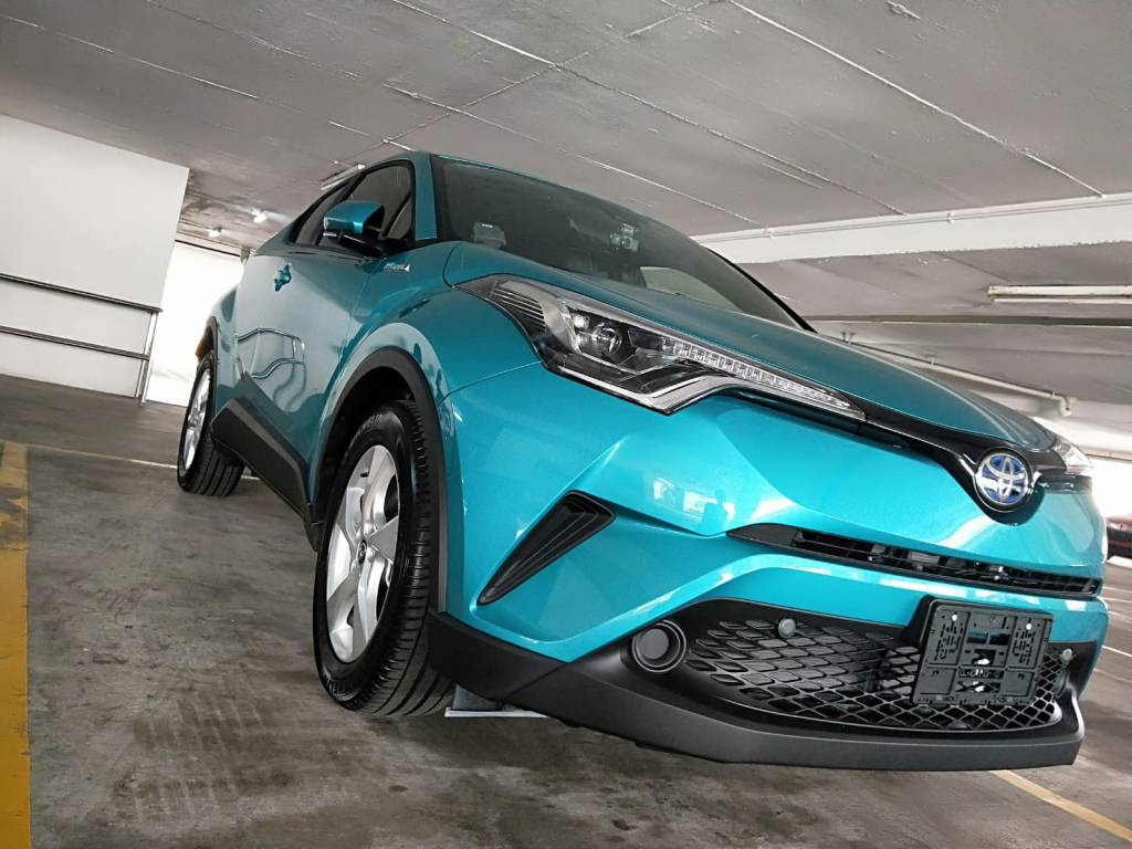 Toyota C-HR Hybrid  (Brand New For Rent)