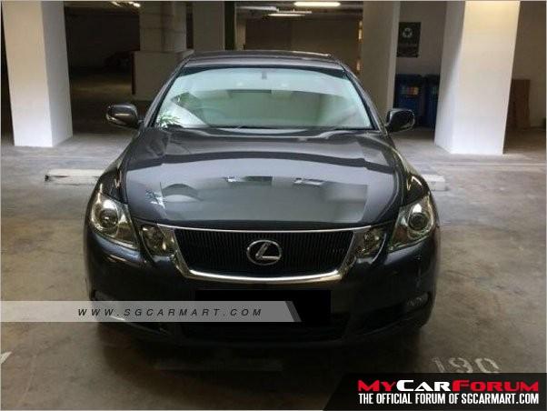 Lexus GS300 (For Lease)