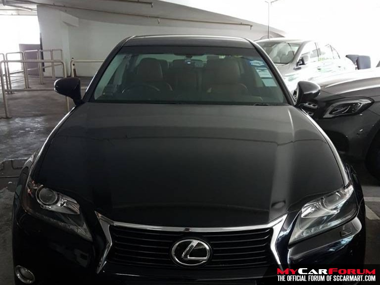 Lexus GS250 (For Lease)